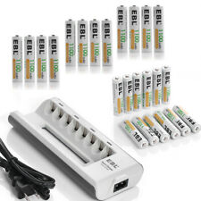 AAA 1100mAh Rechargeable Battery Hight Capacity with Multi slot  AAA Charger