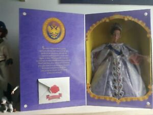 Her Imperial Highness Anastasia 1997 RARE Galoob Doll