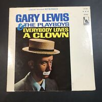 Everybody Loves A Clown A Gary Lewis And The Playboys LST7428 VG+ Vinyl LP R15
