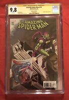 Amazing Spider-Man #797 1:500 Ross Remastered Variant CGC SS 9.8 Signed Stan Lee