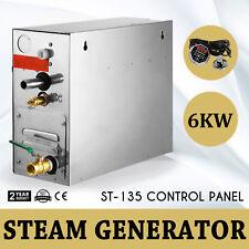 6kw dampferzeuger Dampfgenerator CE approved aesthetic design DURABLE SERVICE