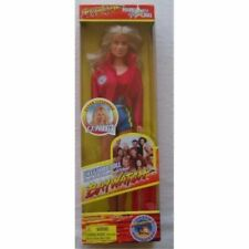 RARE Baywatch CJ Parker Lifeguard Doll MINT Boxed 1997 Toy Island