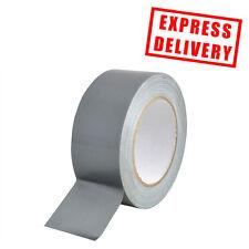 24 x Silver 50mm x 50m Gaffa Gaffer Cloth Duck Duct Tape