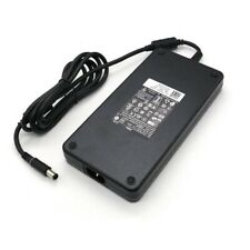 Dell Genuine 240W - 19.5V 12.3A  AC Adapter (Latitude/Precision/Alienware/eDock)