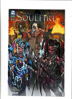 Soulfire #3 NM- 9.2 Cover A Aspen Comic 2019 Michael Turner's