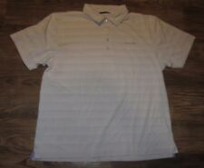 Travis Mathew Mens Short-Sleeve Polo Shirt, Light Purple, Size 2XL, EUC