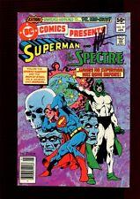 DC COMICS PRESENTS 29(7.0)(FN/VF)AUTO/ JIM STARLIN W/COA-MONGUL-SPECTRE(b029)