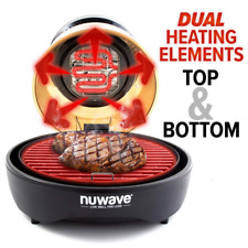 NUWAVE PRIMO Grill Oven with Integrated Digital Temp Probe for PERFECT Results;