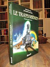 CHEMIN DE FER.- LES TRAINS. Le Transsibérien