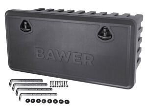 LKW Staukasten Bawer 1000x480x500 +HALTERUNGEN Werkzeugkasten Staubox Anhänger