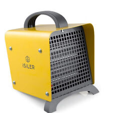 Portable Little Electric Space Heater 1500W Utility Air Fan for Garage Shop Home