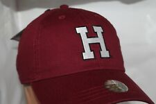HARVARD UNIVERSITY *H* HAT,CAP One Size Fits Most Off. Licensed Harvard      NEW
