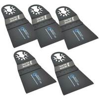 Versa Tool 65mm HCS Multi-Tool Saw Blades 5/Pk Fits Fein Multimaster, Dremel