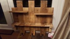 Pallet Wood Home Office/Study Shelvings Furniture