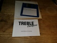 Treble Champions A Game for the Atari ST Computer tested & working
