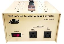 8Zed 240v to 100v islolated tranformer for Japanese electronics