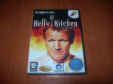 HELL´S KITCHEN THE GAME PC (EDICIÓN ESPAÑOLA PRECINTADO)