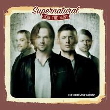 Supernatural - 2020 Mini Wandkalender - Brandneu - 201056
