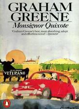 Monsignor Quixote By Graham Greene. 9780140065978