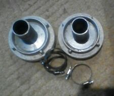 STORZ 63mm hose coupling set with hose clamps