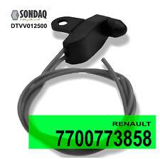 7700773858 RENAULT DACIA sensor de temperatura exterior