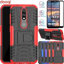 For Nokia 7.1/6.1/4.2/3.1/2.1/2V Shockproof Hard Protective Kickstand Case Cover