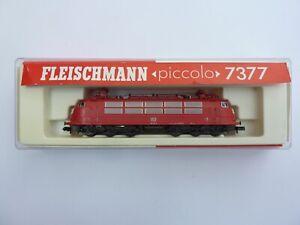 Fleischmann piccolo 7377 Elektrolok Lokomotive