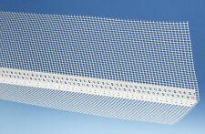 Wemico Thin Coat PVC Plasterer Corner Bead & Mesh 100mm x 150mm x 2.5m 5 Pack