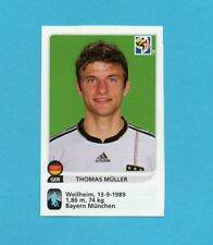 SOUTH/SUD AFRICA 2010-PANINI-Figurina n.269X-MULLER-AGGIORNAMENTO-NEW BLACK BACK