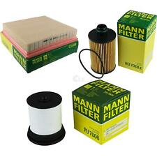 MANN-FILTER Set Lancia Thema LX 3.0 V6 CRD Jeep Grand Cherokee IV Wk WK2 4x4