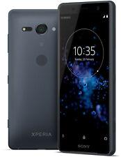 """Sony XPERIA xz2 COMPACT - 64gb-NERO - 5"""" - 4 GB di RAM-SIMFREE-gestori -"""