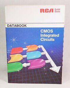1983 RCA CMOS Integrated Circuits SSD-250C
