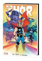 MIGHTY THOR OMNIBUS VOL #3 HARDCOVER Marvel Comics DAUTERMAN COVER HC SRP $125