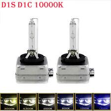 D1S D1C 10000K Xenon HID Headlight Light Bulb 66144 66043 For Philips or OSRAM