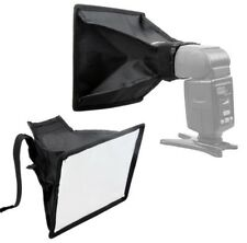 DIFFUSER SOFTBOX BOUNCE FLASH OUTDOOR COMPATIBLE WITH OLYMPUS FL-300R FL-36R