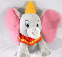 Kohls Cares Disney Dumbo Elephant Plush Stuffed Animal Gray With Over Size Ears