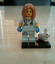 NEW LEGO SERIES 71018 minifigures series 17 Veterinarian Lady vet tech number 5
