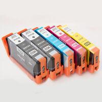 5 Lot Ink Cartridge 902L 902XL HP Officejet Pro 6970 6975 6978 6968 6960 Printer