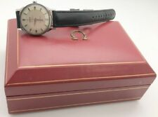 1962 Omega Automatic Constellation Chronometer Cal.561 Pie Pan 167.005 Steel Box