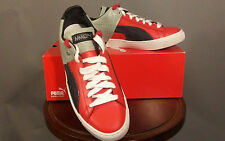Puma Mens 10 US 50/50 PP 358238 02 High Risk Red Gray New Navy ** New In Box **