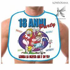 3328-07 BAVAGLIA 18 ANNI PARTY LIBERA LA BESTIA CHE è IN TE!