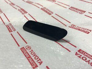 *NEW LEXUS RX350 BUMPER HEADLIGHT WASHER CAP COVER 16-21 F-SPORT BLACK RIGHT RH