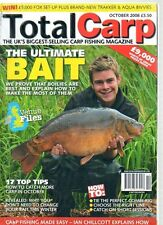 TOTAL CARP MAGAZINE - October 2008