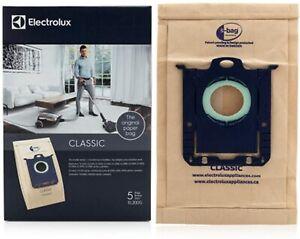 NEW Electrolux EL200G EL200F S-Bag Classic Vacuum CLEANER Bag, Set of 5 8337867