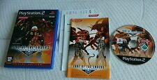 Zone Of The Enders The 2nd Runner Special Edition Game PS2 Game