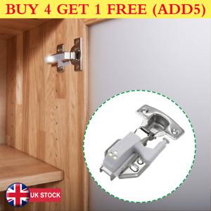 10×LED Sensor Hinge Night Light Lamp Kitchen Cabinet Closet Cupboard Wardrobe UK