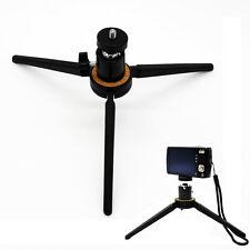 TT-100 Table Top Lightweight Mini Tripod Stand Tripod Grip Stabilizer for Camera