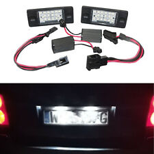 for VW Jetta MK4/MK5 Passat Wagon Tiguan Touareg LED Number License Plate Light