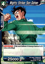 DRAGONBALL trading cards bt1-034 - Mighty Striker Son Gohan