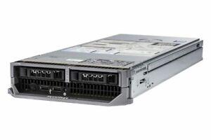 "Dell PowerEdge M520 2x 4-Core E5-2407 2.2GHz 16GB Ram 2x 2.5"" Bay Blade Server"